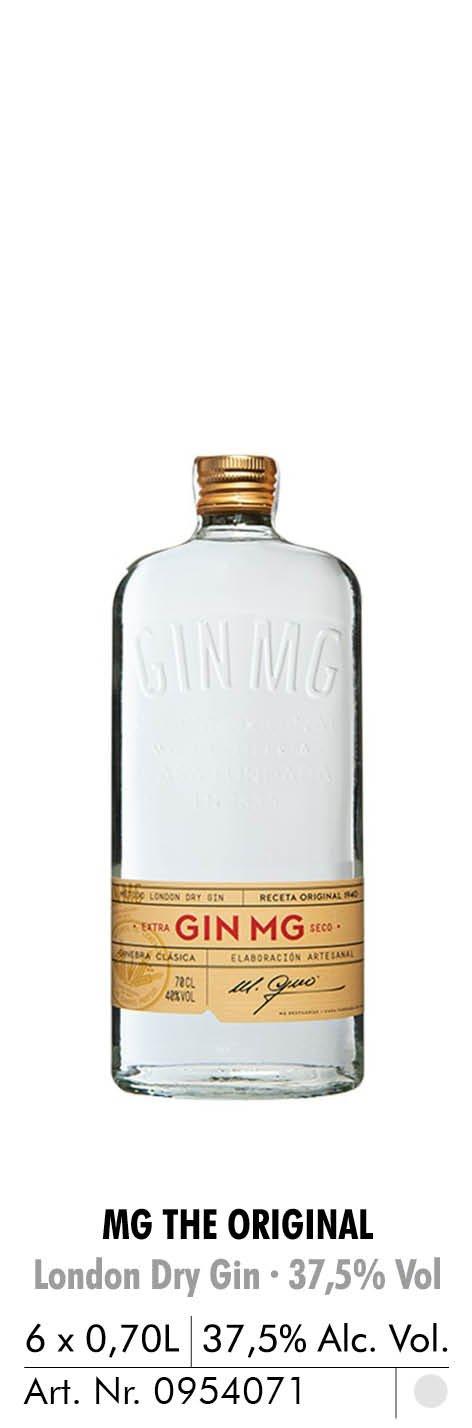 mg london dry gin