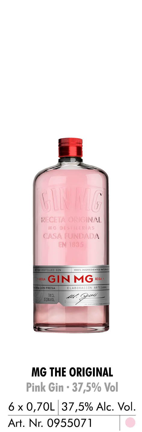 mg pink gin