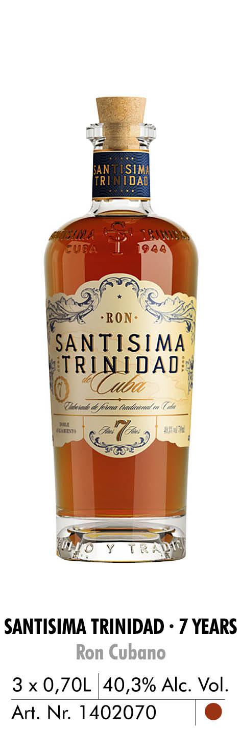 santisima trinidad 7 years
