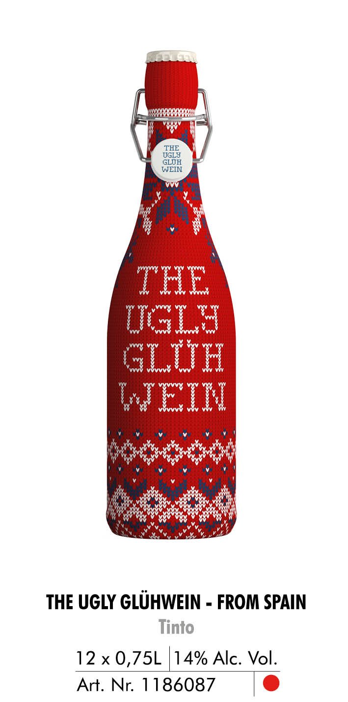 the ugly gluhwein tinto 1l
